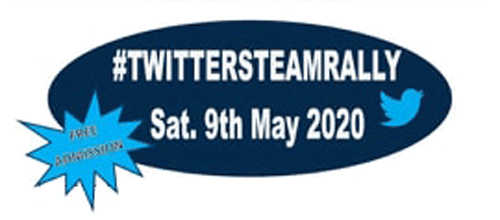 Twitter Steam Rally